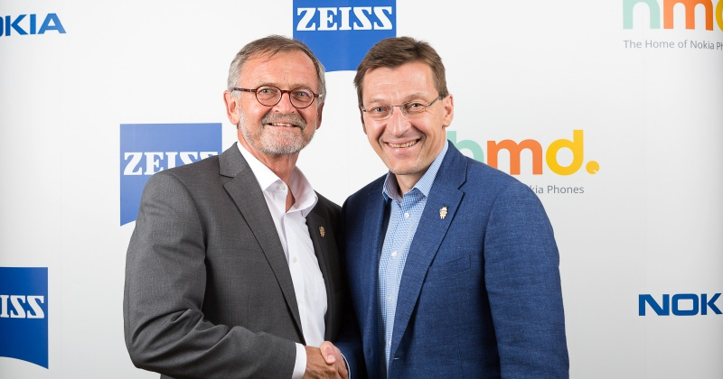 Nokia 和蔡司合作,預計在新機裡使用新鏡頭技術