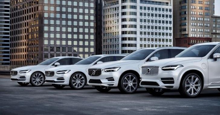Volvo宣布2019 年起只賣電動車!但他們跟特斯拉絕對不一樣