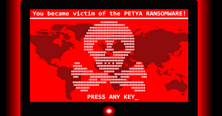 Petya勒索病毒作者公開解密主密鑰,能解任何Petya家族加密檔案