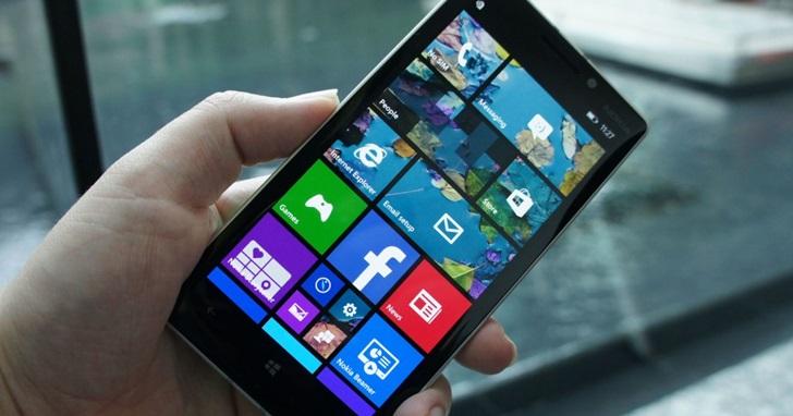 微軟宣布正式停止支援 Windows Phone 8.1,全力投注在 Windows 10 Mobile