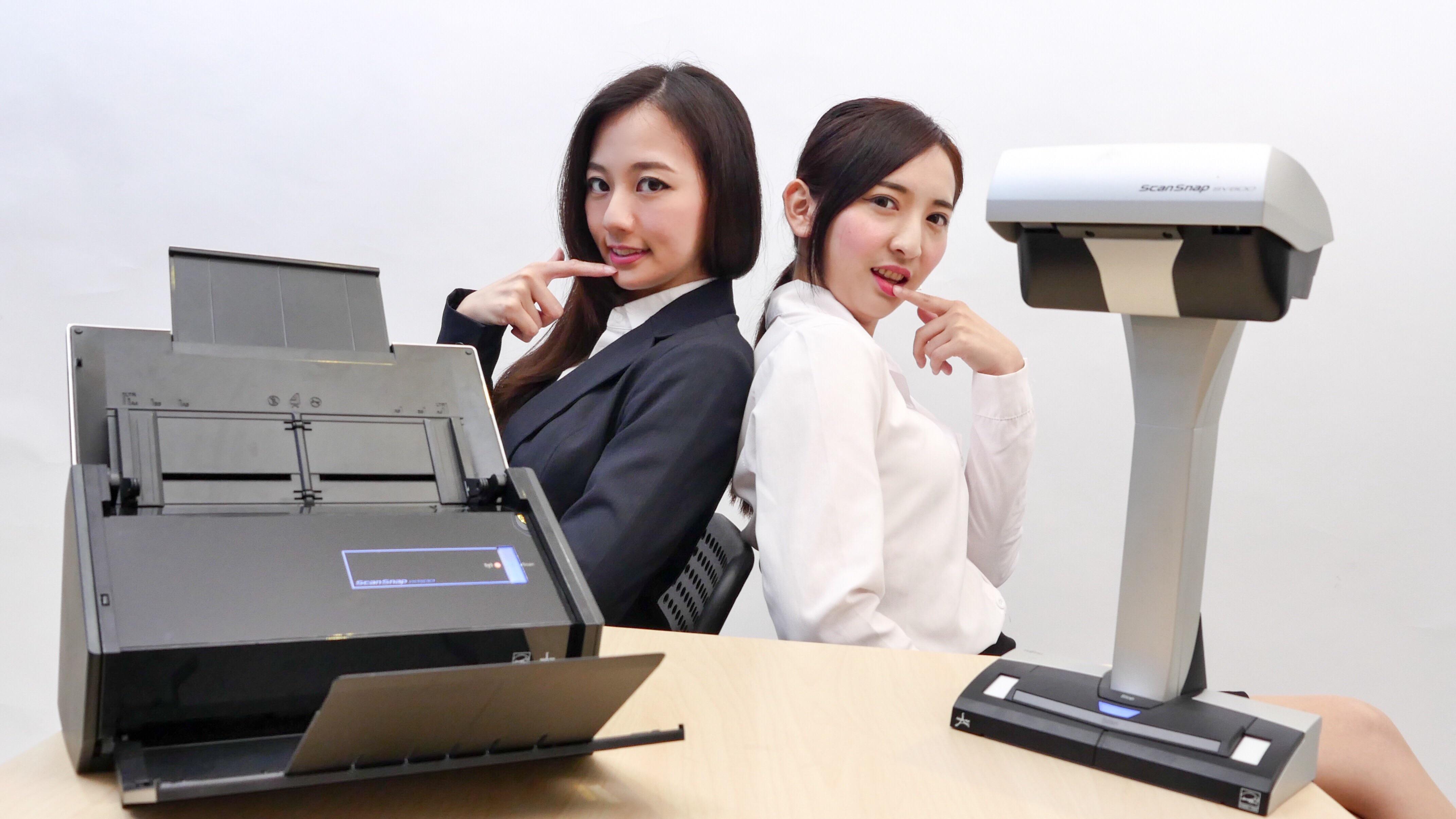 商場即戰場,辦公室就像行走江湖,步步驚心!Fujitsu ScanSnap iX500/SV600 風雲錄