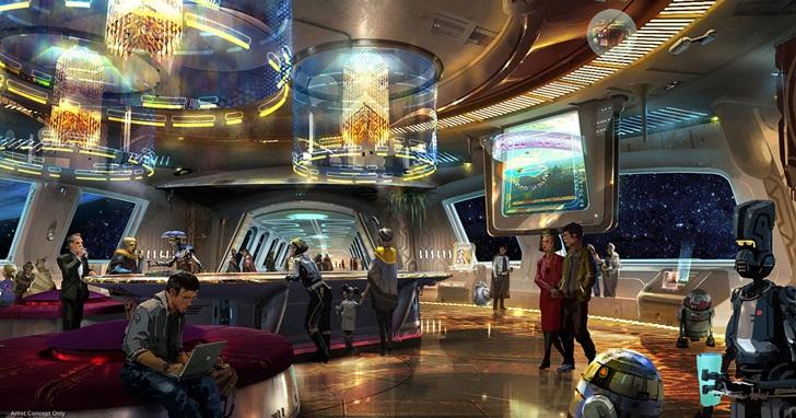 終極版 Cosplay!迪士尼要開《星際大戰》主題旅館,旅客能自由打扮成各種角色