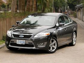混合歐系血統的低油耗節能車:Ford Mondeo EcoBoost