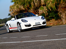 強悍馬力,享受駕馭樂趣:Porsche Boxster S