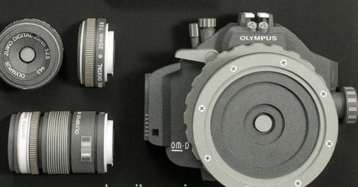 神還原!這是日本藝術家用紙張打造的Olympus OM-D E-M5,連鏡頭都可以裝在機身上!