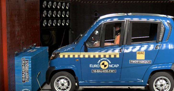 如何推動臺灣新車安全評價制度T-NCAP?交通部表示已有初步共識