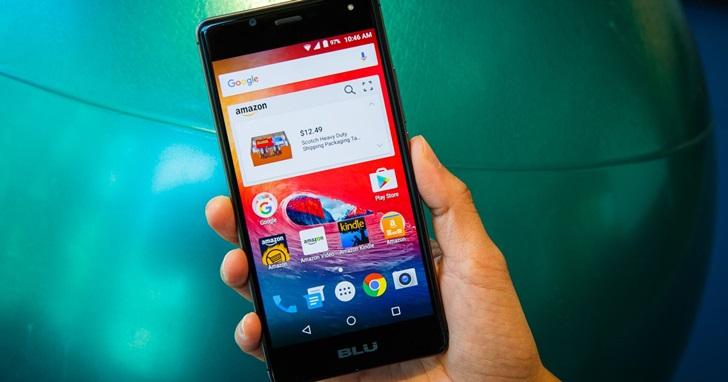 亞馬遜商店60美元超便宜手機的代價:傳送使用者隱私回中國伺服器