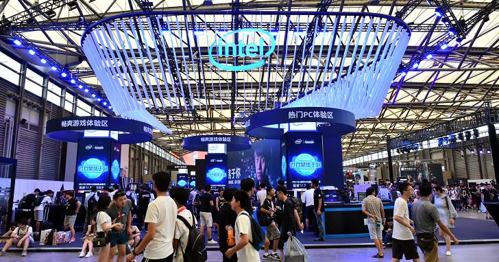參與 ChinaJoy 推廣 Core X 處理器與 VR 應用,Intel 主題館巡禮