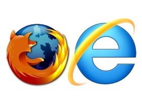 Firefox 4 和 Internet Explorer 9 你愛哪一個?