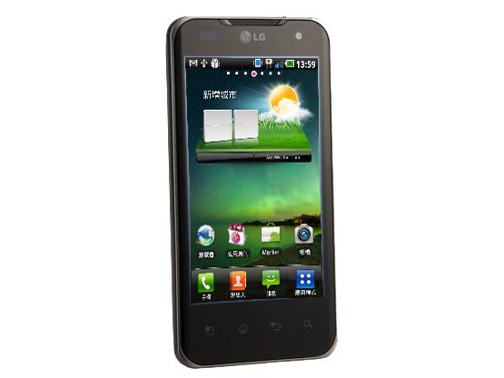 雙核心手機 LG Optimus 2X P990 評測