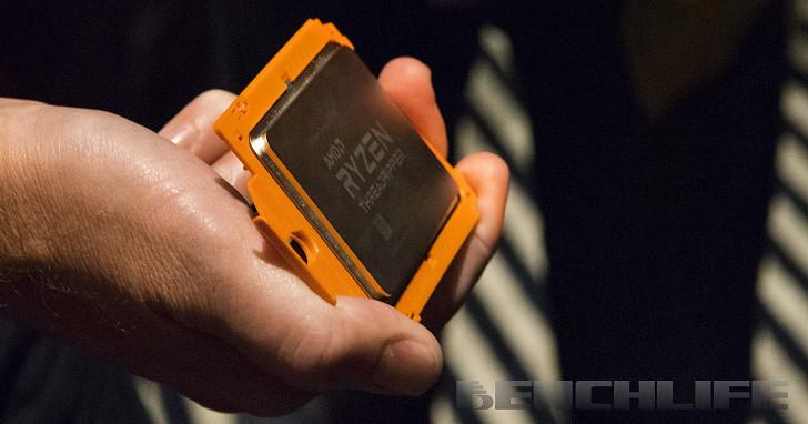 搭配 X399 晶片主機板,AMD Ryzen Threadripper 處理器 8 月 10 日出擊