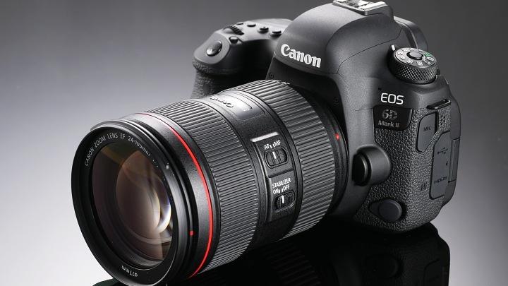 全幅入門機新王者 Canon EOS 6D Mark Ⅱ 試用心得分享 | T客邦