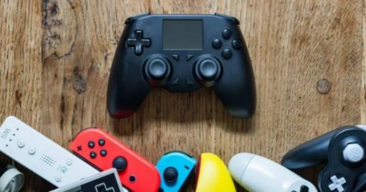 一個遊戲手把打遍Switch/PS4/Xbox One/PC/Mac...所有主機!這是遊戲玩家的終極夢幻武器