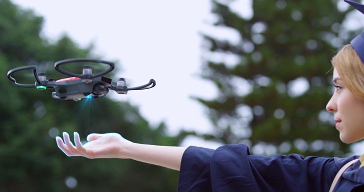DJI 發佈Spark韌體更新: 全新影片及照相功能讓航拍更有趣更智能