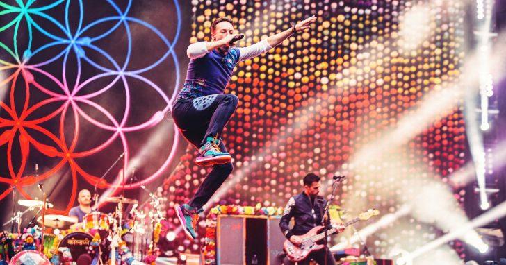 三星與 Live Nation 聯手推出英倫酷玩樂團《夢過頭世界巡迴演唱會》現場 VR 直播