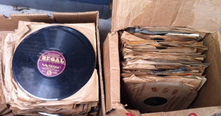 1950年代之前的 5萬多張蟲膠唱片數位化搶救成功,現在開放免費線上聆聽或下載