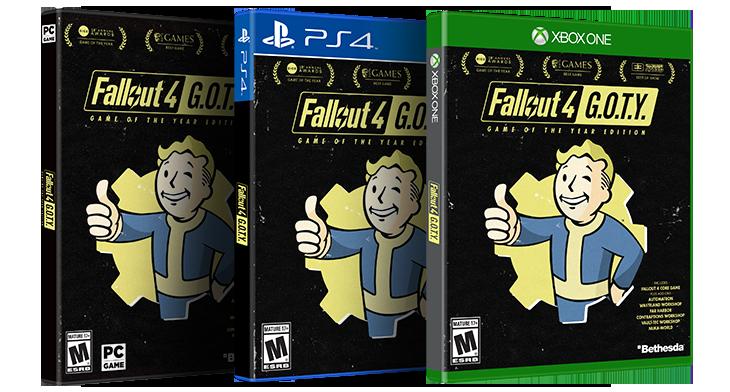 異塵餘生 4 年度版六大 DLC 同捆包一次給你,「嗶嗶小子」限量再開