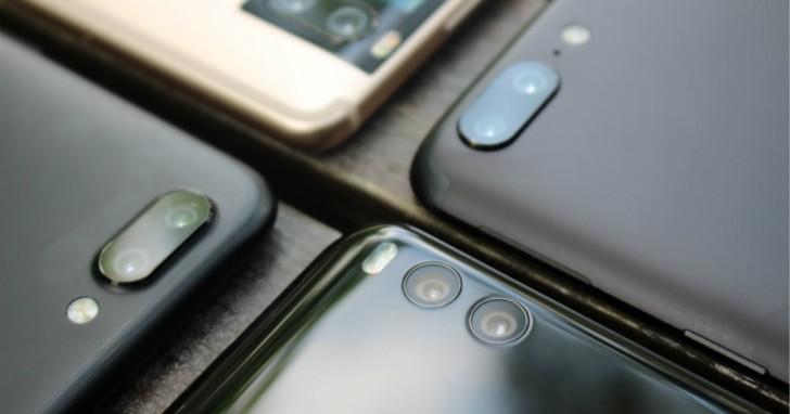 OPPO/一加/小米/魅族 中國4大雙鏡頭旗艦手機拍照評測,哪款拍照最好?