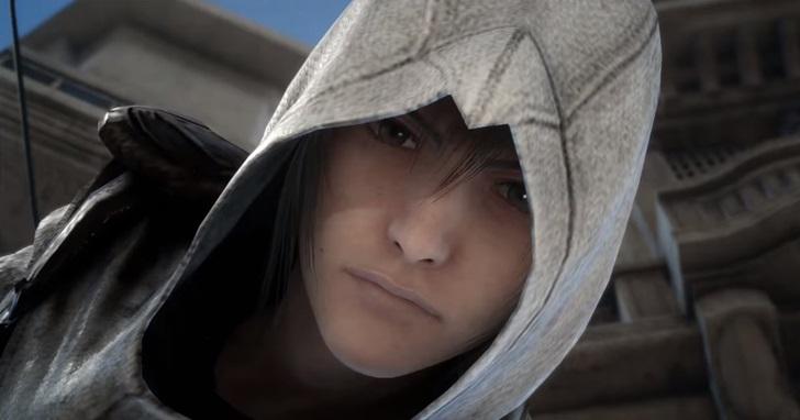 《Final Fantasy XV》最新跨界合作資料片公開,對象竟然是《刺客教條》