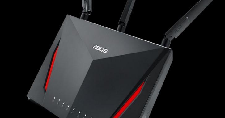 Asus 正式發表 RT-AC86U 無線路由器,雙頻各自具備 3  組與 4 組空間流
