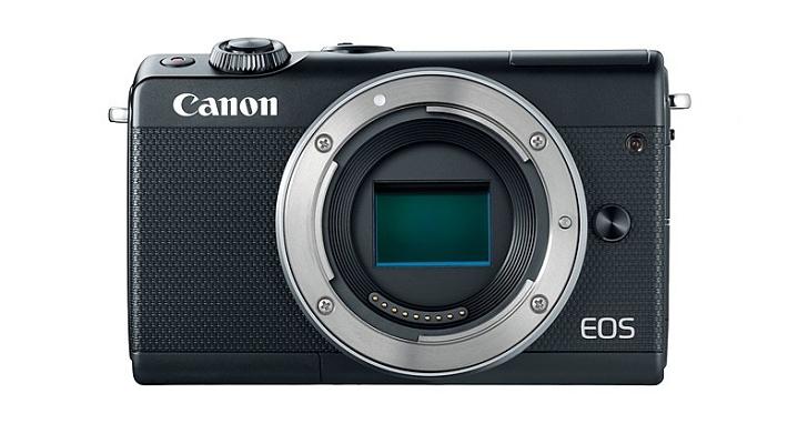 搭載 2400 萬畫素 Dual Pixel 對焦,Canon 最輕巧微單 EOS M100 發表
