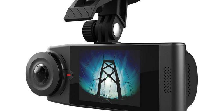 搶攻360°智慧生活商機,宏碁發表全新兩款全景相機