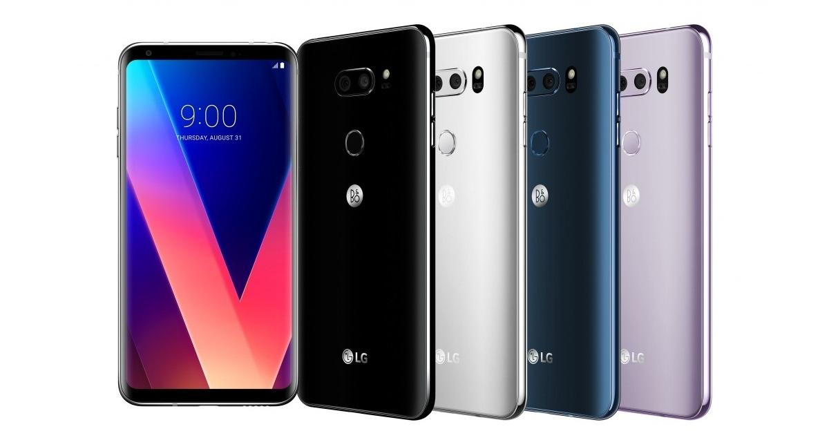 LG V30 正式發表,長得像有懸浮視窗的 G6