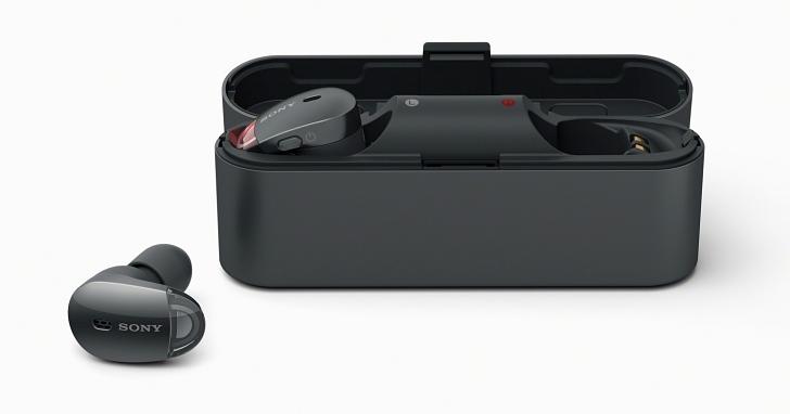 Sony 發表三款主動式抗噪耳機:WF-1000X、Wi-1000X、WH-1000XM2