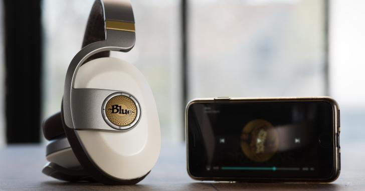 內建擴大機及獨家 ANC 技術,Blue 推出 Satellite 藍牙抗噪耳機