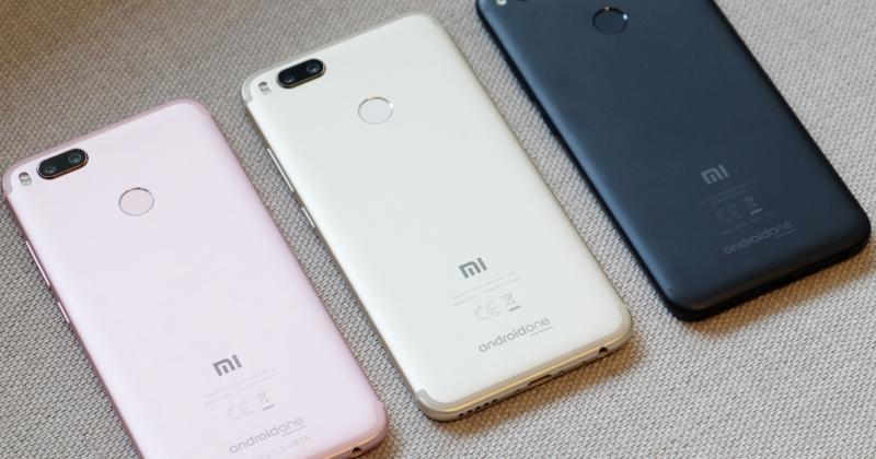 小米 A1 快速開箱,原生 Android 介面、第一時間升級