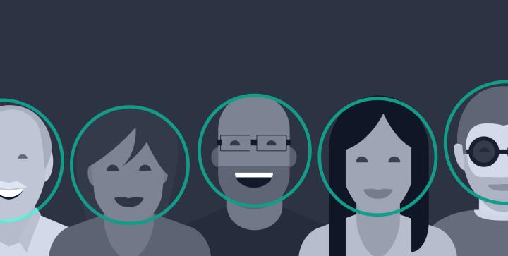 還想偽裝嗎?想遮住躲開臉部辨識軟體也沒用!新的人臉辨別軟體將幫助更快抓到罪犯!