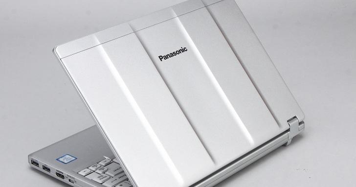 Panasonic Toughbook CF-SZ6 評測:只有 849 公克的輕量,防震、防摔、耐壓 100 公斤