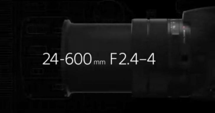 超高 24fps 連拍!Sony 發表 RX10 Mark IV,搭載 24-600mm F2.4-4 鏡頭且支援防塵防滴