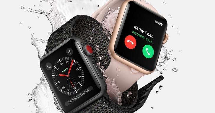 為什麼台灣不賣 Cellular 版 Apple Watch 3?因為 NCC 法規不允許