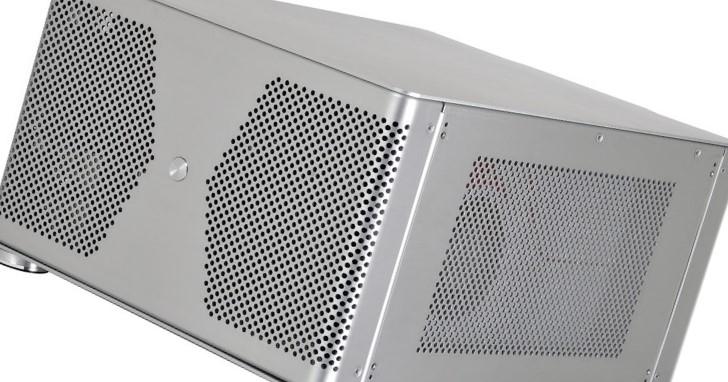 沒有玻璃透側與 RGB 燈光遊戲,Lian Li 推出 3 款可直立也可平躺的鋁質機殼