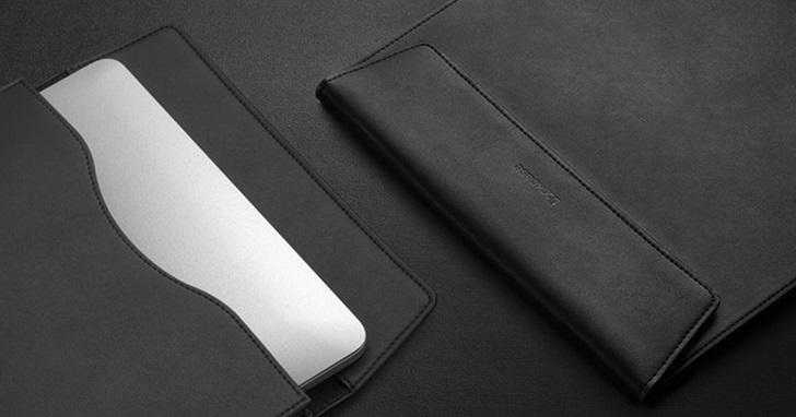 蘋果新 Macbook  Pro 的救星:這款筆電皮套上有所有你需要的連接埠