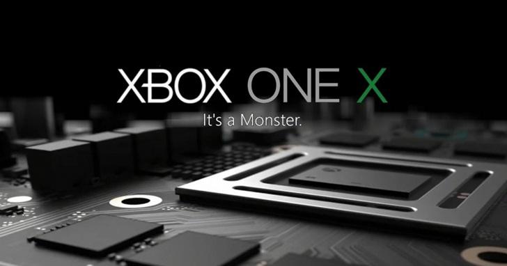 Xbox One X 要來了!台灣微軟宣布 10 月 7 日起在台正式開放預購
