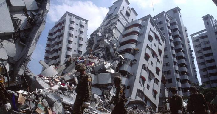 921 大地震 18 周年,等等收到地震和海嘯警報莫驚慌