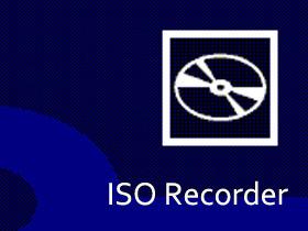 XP內建的燒錄功能,可以燒ISO映像檔嗎?