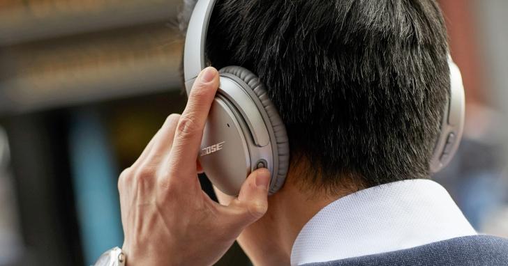 抗噪可調升級,Bose 推出升級款 QuietComfortR QC 35 II 無線耳機
