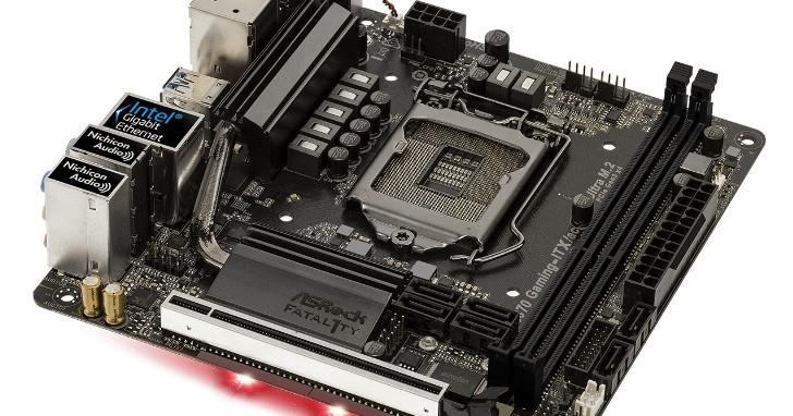 小型主機板愛好者福音,ASRock 釋出配備 Z370 的 microATX 和 Mini-ITX