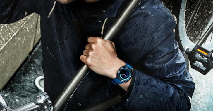 三星發表智慧穿戴Gear Sport,迎向專屬於你的運動冒險