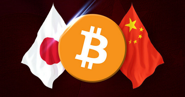 中國限制數位貨幣,成全了日本的「比特幣強國」之夢?