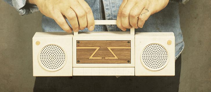 瑞士藝術家手工打造遊戲主機《Zette System》!遊戲超復古,外觀超時尚