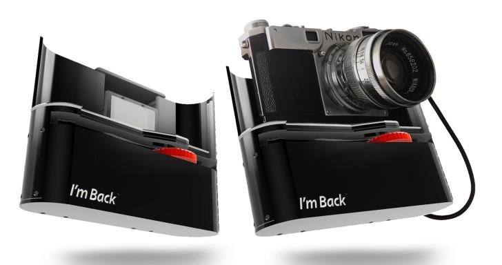 I'm Back土砲相機再升級,傳統底片相機加Raspberry Pi變成數位相機