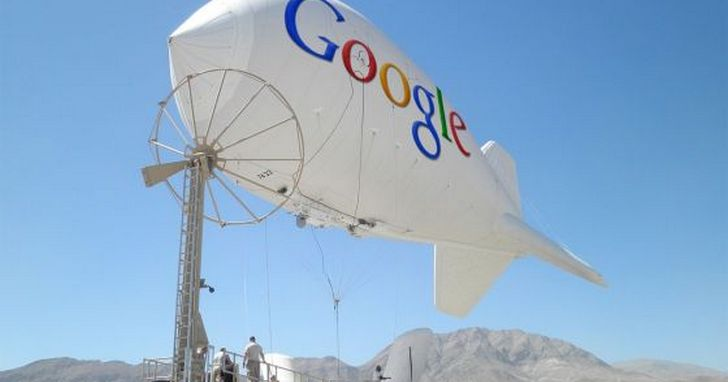 詳解Google熱氣球網路計畫:如何在32000公尺高空實現5000平方公里地面通信