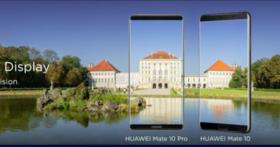 華為發表 Mate 10 / Mate 10 Pro 兩款新機!主打全螢幕設計、AI 徠卡加持相機