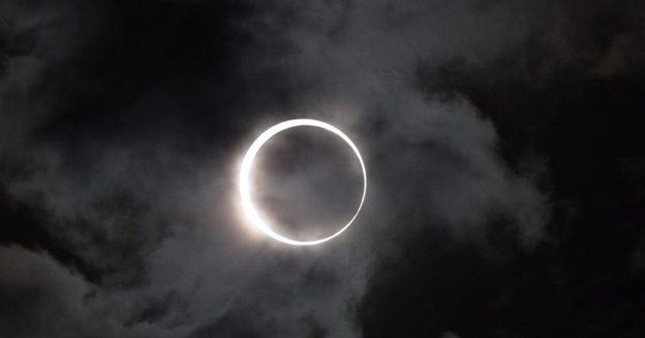 日食時視覺特別清晰?為什麼早晚的視覺差很多?科學家找到了答案
