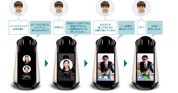 「Xperia Hello!」Sony 推出智慧助理,一出手就將喇叭升級做成機器人
