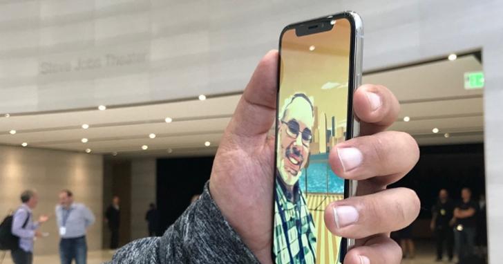 Android手機上已經有那麼多臉部辨識的方法,iPhone X 的 Face ID 為什麼還會難倒蘋果?